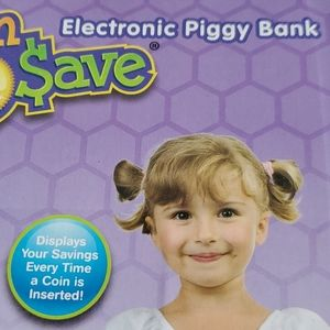 BLUE HAT Other - Fun to Save Electronic Piggy 🐷 😘 Bank